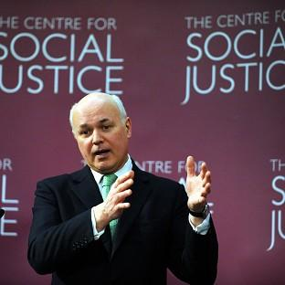 Iain Duncan Smith launched the Centre for Social Justice when he was Conservative leader a decad