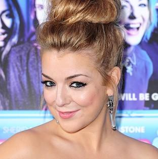 Sheridan Smith plays murder victim Claire Morris in The Widower