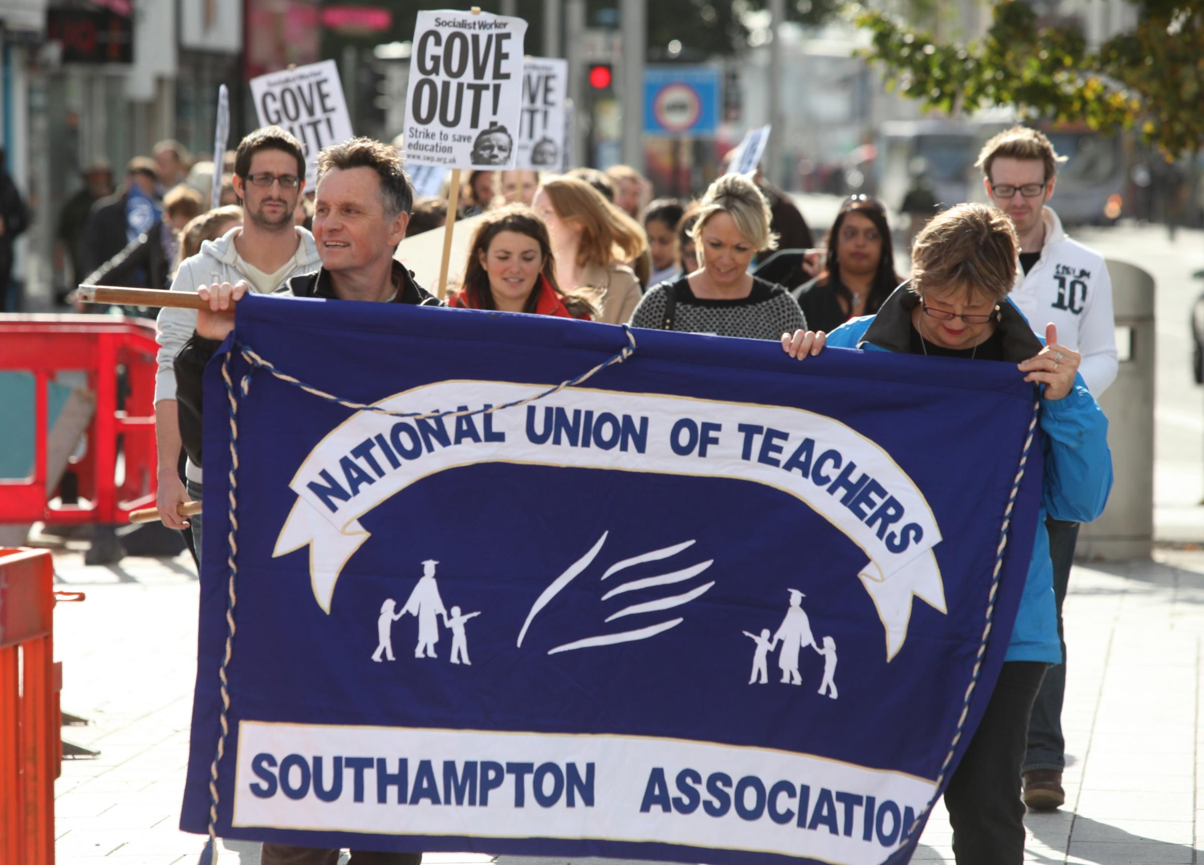 Hampshire schools braced for summer of strikes