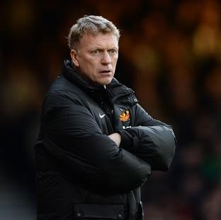 Manchester United's David Moyes believes his side can be a match for Manchester City