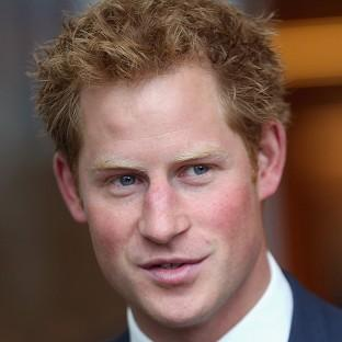 Prince Harry and