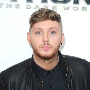 James Arthur says he is embarrassed by tweets sent by his publicity team