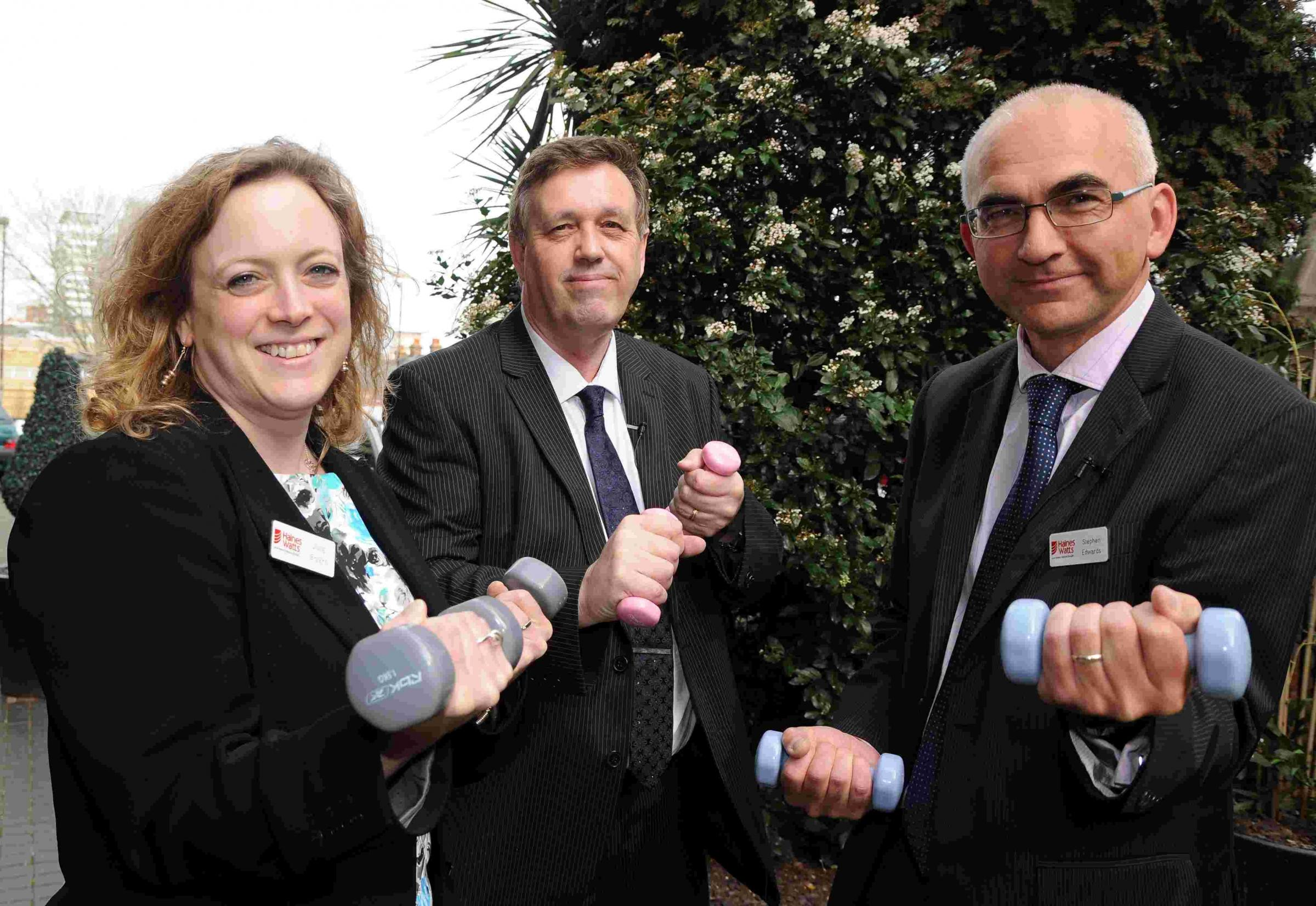 No pain no gain for Basingstoke businesses