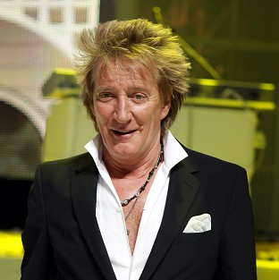Rod Stewart's former car is being sold on AutoTrader