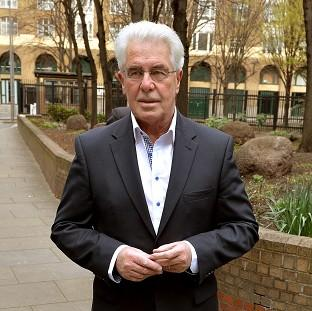 Hampshire Chronicle: Publicist Max Clifford is giving evidence in his defence.