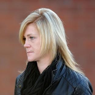 Hampshire Chronicle: Katy Homer, 26, pleaded guilty to charges of driving with excess alcohol and dangerous driving