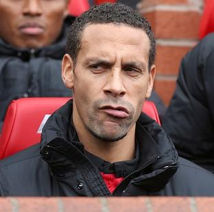 Rio Ferdinand has revealed that Manchester United's woeful form has affected his personal life
