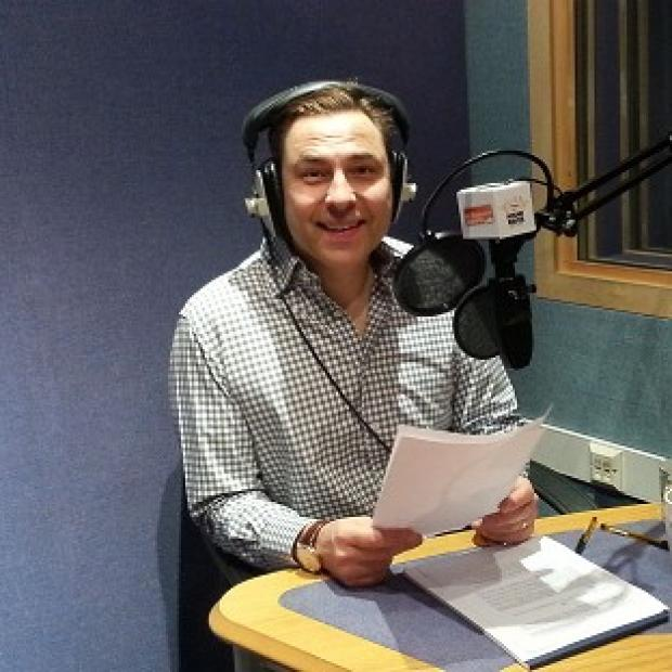 Hampshire Chronicle: David Walliams is going to voice Charley the Cat in a series of safety ads