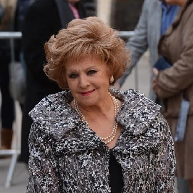 Hampshire Chronicle: Actress Barbara Knox has been arrested on suspicion of drink-driving