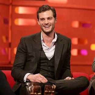 Jamie Dornan says playing a serial killer is probably not good for him