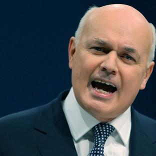 Iain Duncan Smith's welfare shake-up has