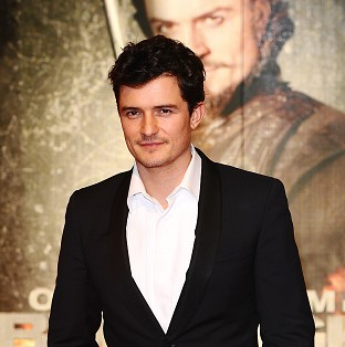 Orlando Bloom has a son named Flynn