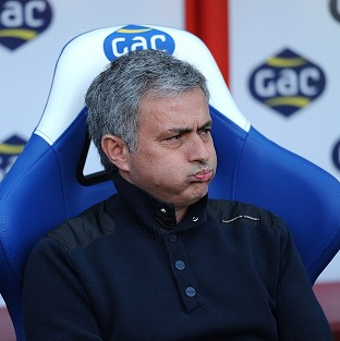 Jose Mourinho feels Chelsea can no longer win the Premier League title