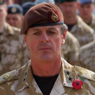 Hampshire Chronicle: General Sir Richard Shirreff has voiced fears over Army restructuring