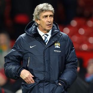 Manuel Pellegrini believes his side will do what is necessary to get over the