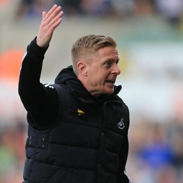 Hampshire Chronicle: Garry Monk is determined to earn the Swansea manager's role on a permanent basis