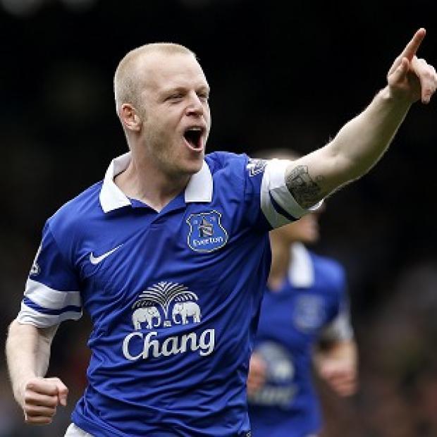 Hampshire Chronicle: Steven Naismith scored in an excellent second-half performance