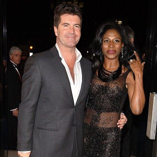Sinitta has revealed she has been asked to be godmother to Simon Cowell's son