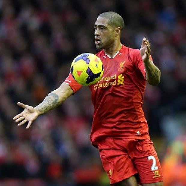 Hampshire Chronicle: Liverpool defender Glen Johnson insists the players are professional enough to get the job done in the quest for the title