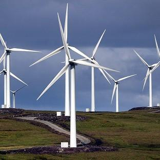 Rural wind farms have been a source of coalition tension