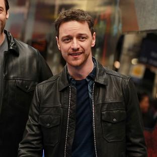 James McAvoy stars in Frankenstein with Daniel Radcliffe