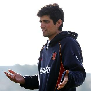 Alastair Cook, pictured, backs the