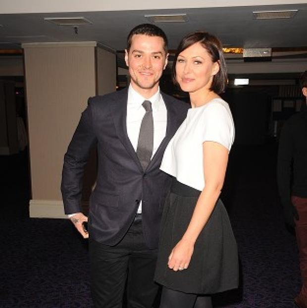 Hampshire Chronicle: Matt and Emma Willis married in 2008