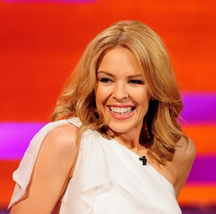 Kylie Minogue split from Andres Velencoso in October