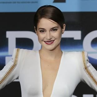 Shailene Woodley was uncertain about her screen chemistry with Divergent co-star Theo James