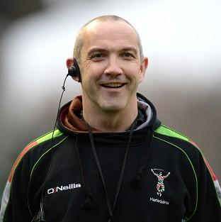 Conor O'Shea was delighted with his side's performance