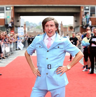 Steve Coogan has been playing alter-ego Alan Partridge for 23 years