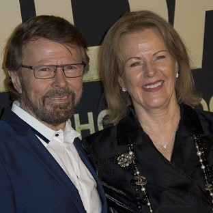 Abba's Bjorn Ulvaeus and Fr