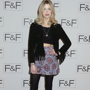 Peaches Geldof was found dead at her home aged 25