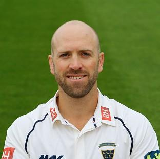 Hampshire Chronicle: Matt Prior was back to form at Hove with the first century of the new county championship season