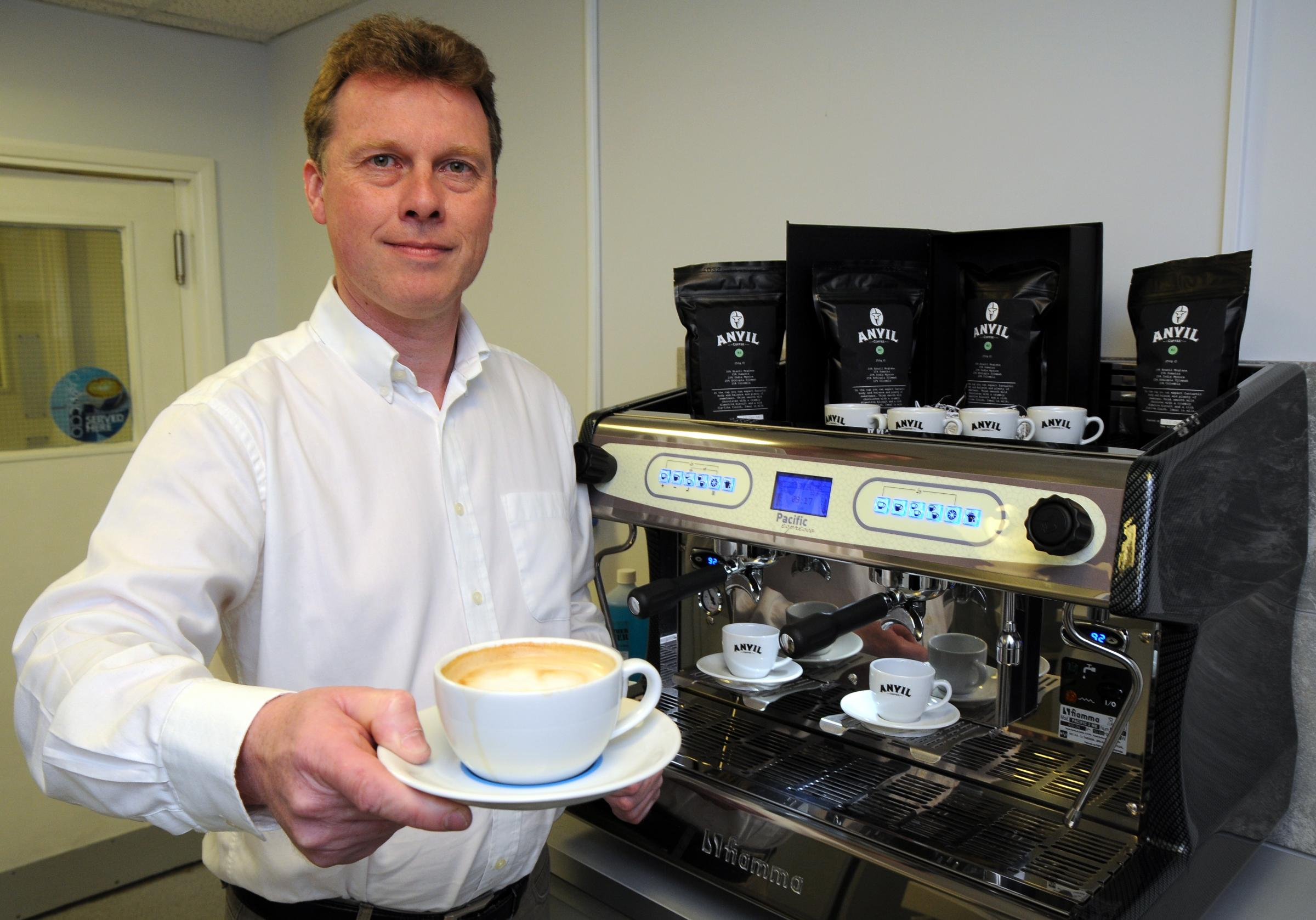 Qualitasse general manager Martin Perry