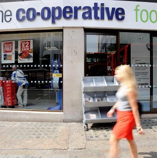Hampshire Chronicle: Lord Myners has quit the board of the Co-operative group.
