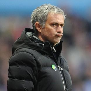Chelsea manager Jose Mourinho has been fined and warned after being found guilty of improper conduct during his side's match against Aston Villa last month