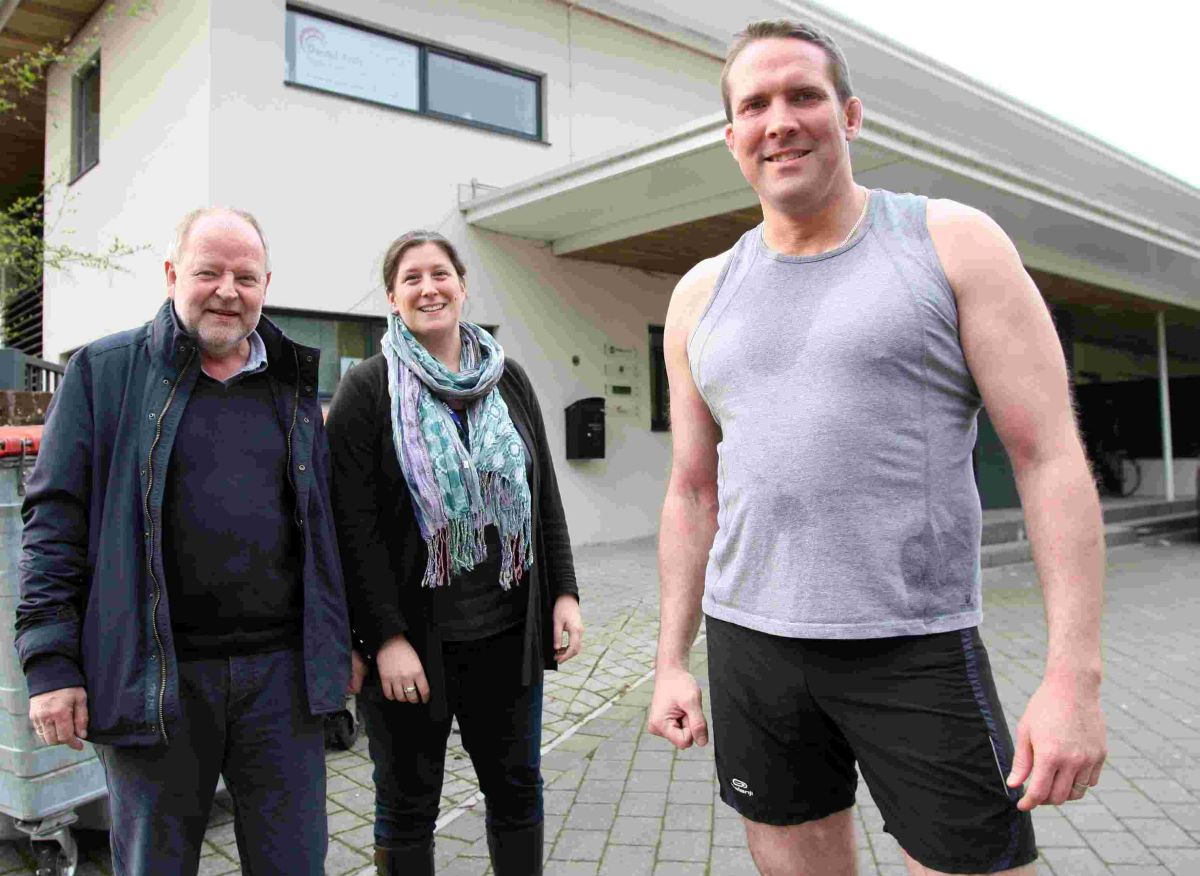 Hampshire residents count down the days to London Marathon