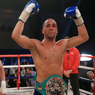 James DeGale, pictured, will take on Brandon Gonzales next month