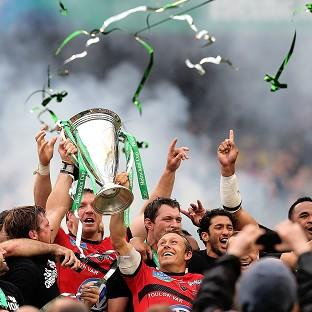 Toulon won last year's Heineken Cup