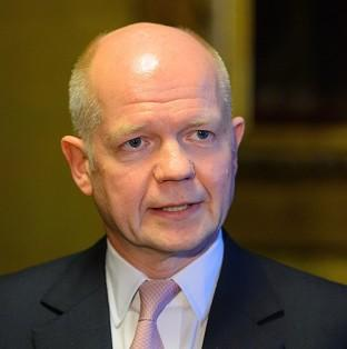 Foreign Secretary William Hague has warned of an escalation of 'an already dangerous situation' in Ukraine