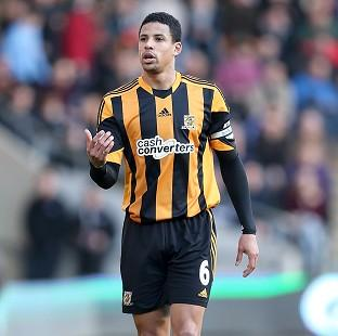 Hampshire Chronicle: Curtis Davies spoke out at half-time in his side's FA Cup semi-final