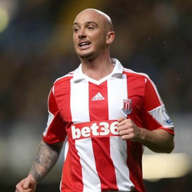 Hampshire Chronicle: Stephen Ireland has signed a new three-year deal at Stoke