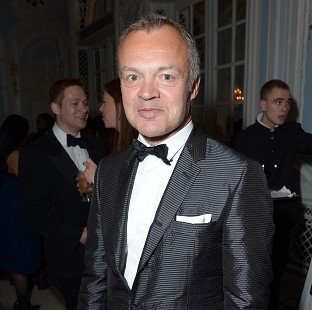 Graham Norton is thought to be one of the BBC's highest-paid stars