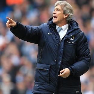 Manuel Pellegrini refuses to be downcast