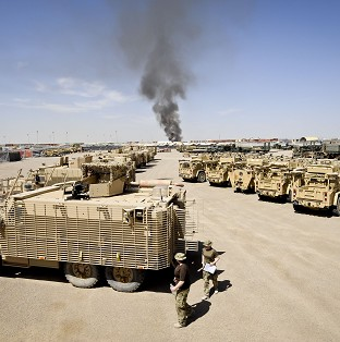 The deadly Taliban attack on Camp Bastion took place in September 2012