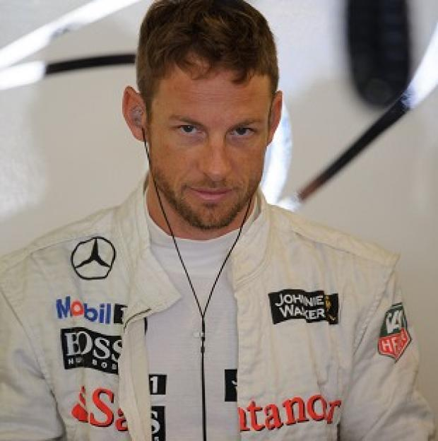 Hampshire Chronicle: Jenson Button believes McLaren can have a 'stronger weekend' in China