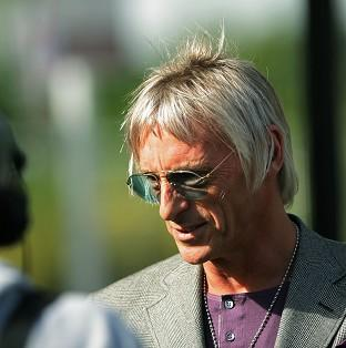 Paul Weller was unhappy at picture