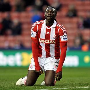 Hampshire Chronicle: Kenwyne Jones has since moved to Cardiff
