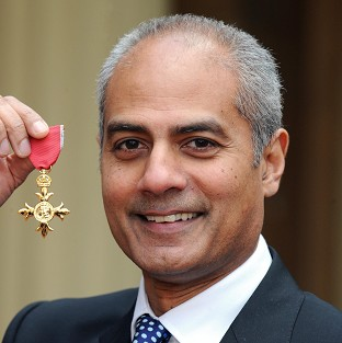 George Alagiah has been diagnosed with bowel